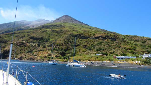 Sailing in Sicily W29