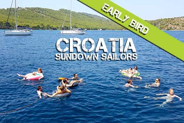 Croatia, North Dalmatia Sailing Holiday