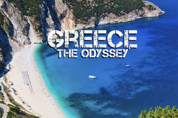 Greece, Ionian Sea, Sailing Holiday