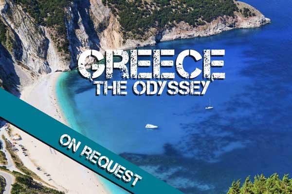 Greece, Ionian Sea, Sailing Holiday