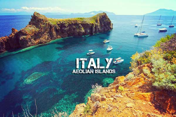 Italy, Aeolian Islands Sailing Holiday