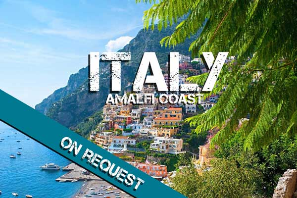 Amalfi Coast, Sailing Holiday