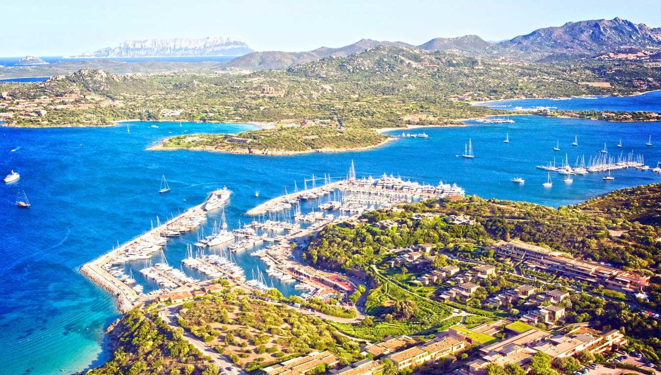 Portisco Marina, Sailing Sardinia & Corsica