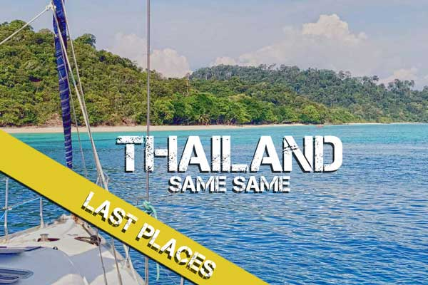 Thailand Sailing Holiday