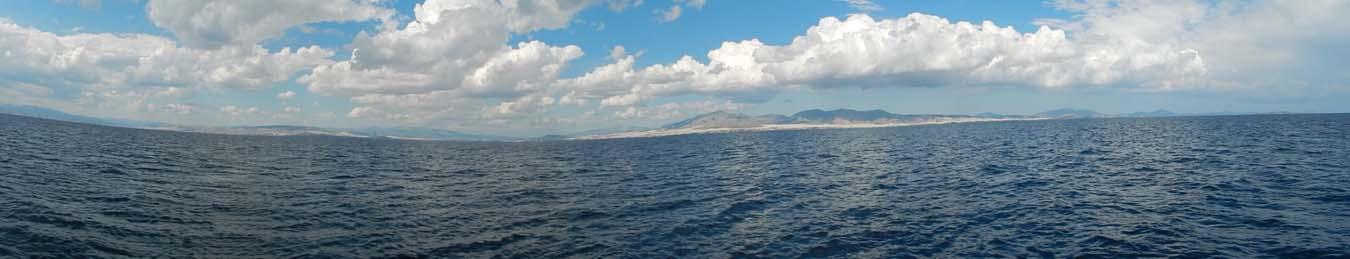Sailing in Greece. Sailing To Ermioni.