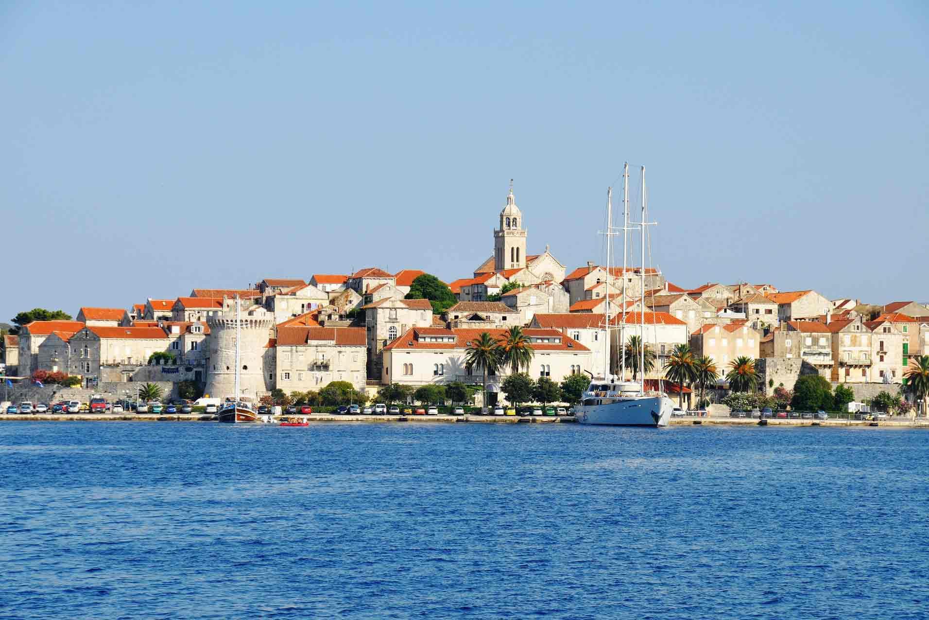 Harbour of Korcula, Croatia, Cultural Differences