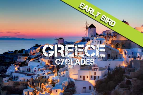 Greece, Cyclades Sailing Holiday
