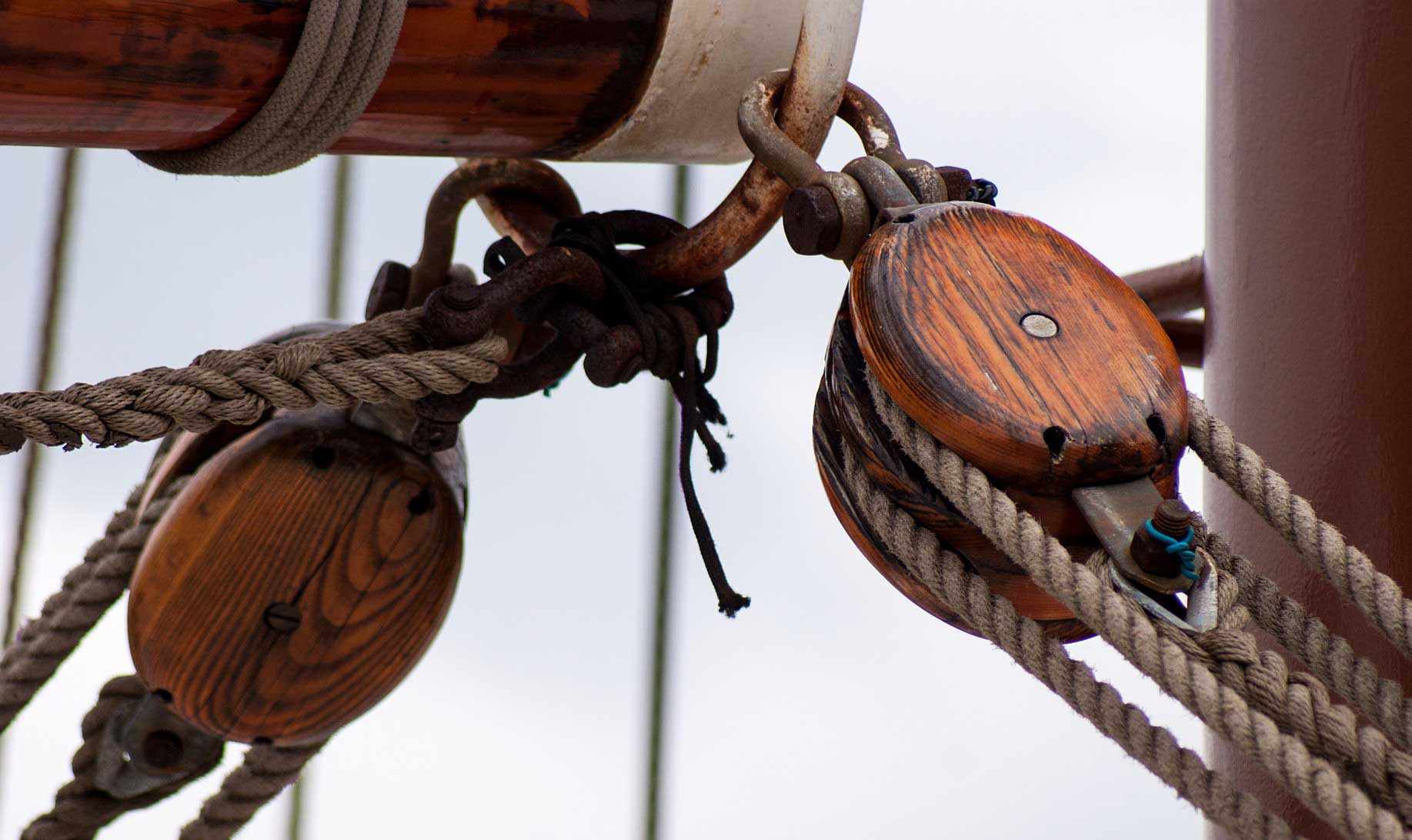 takelage sailing