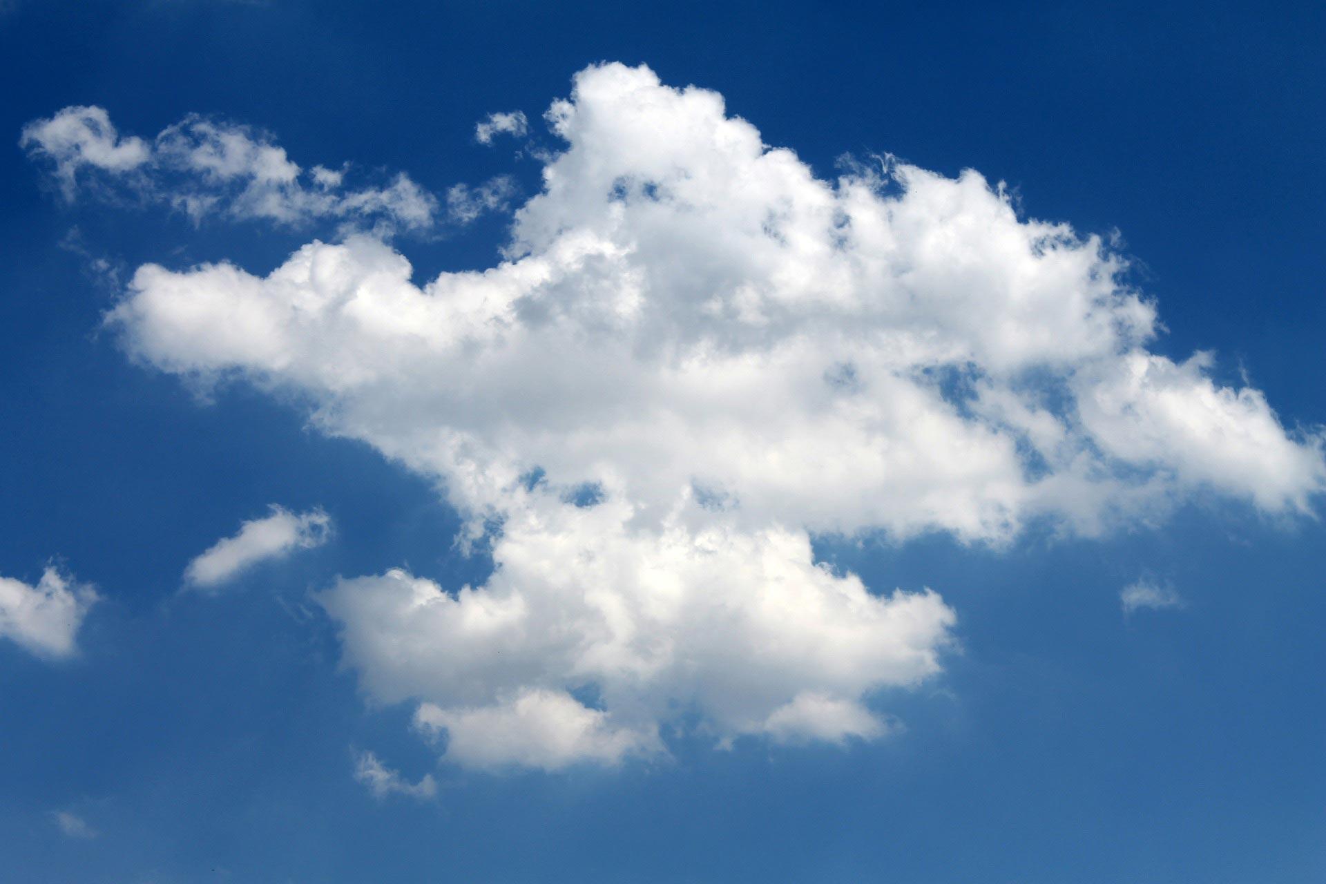 weather forecasting Cumulushumilis