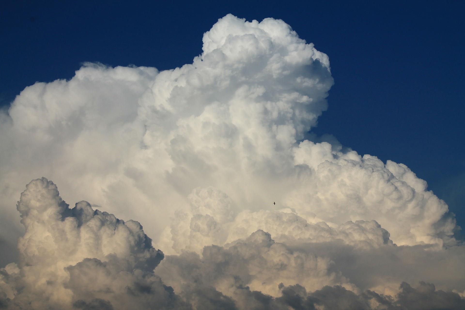 weather forecasting Cumulonimbus