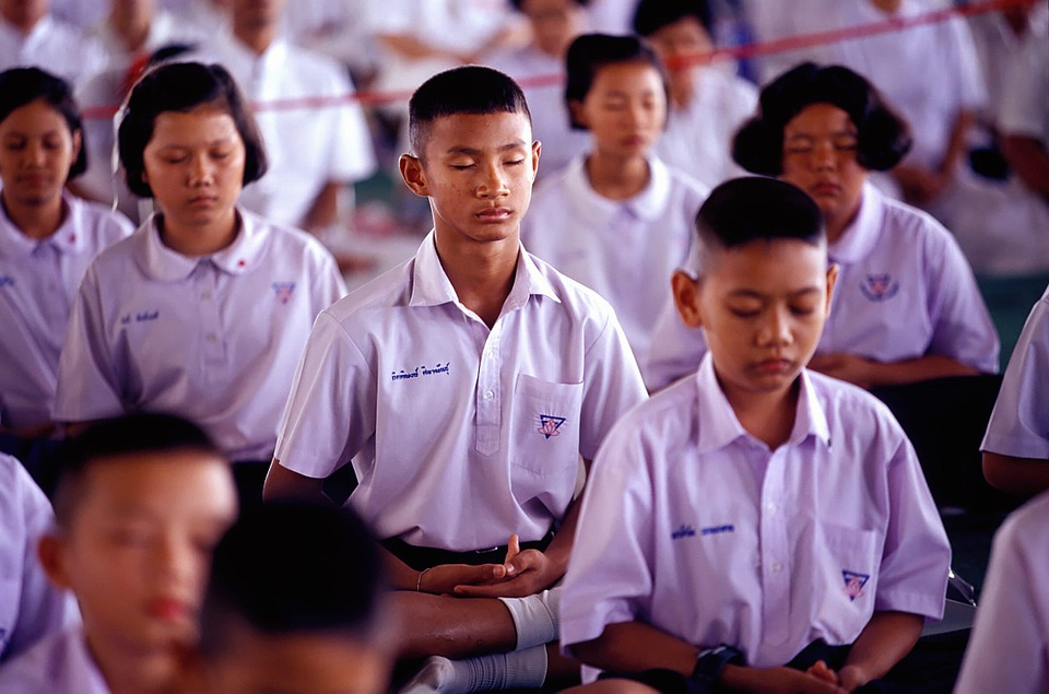 Thais love their country