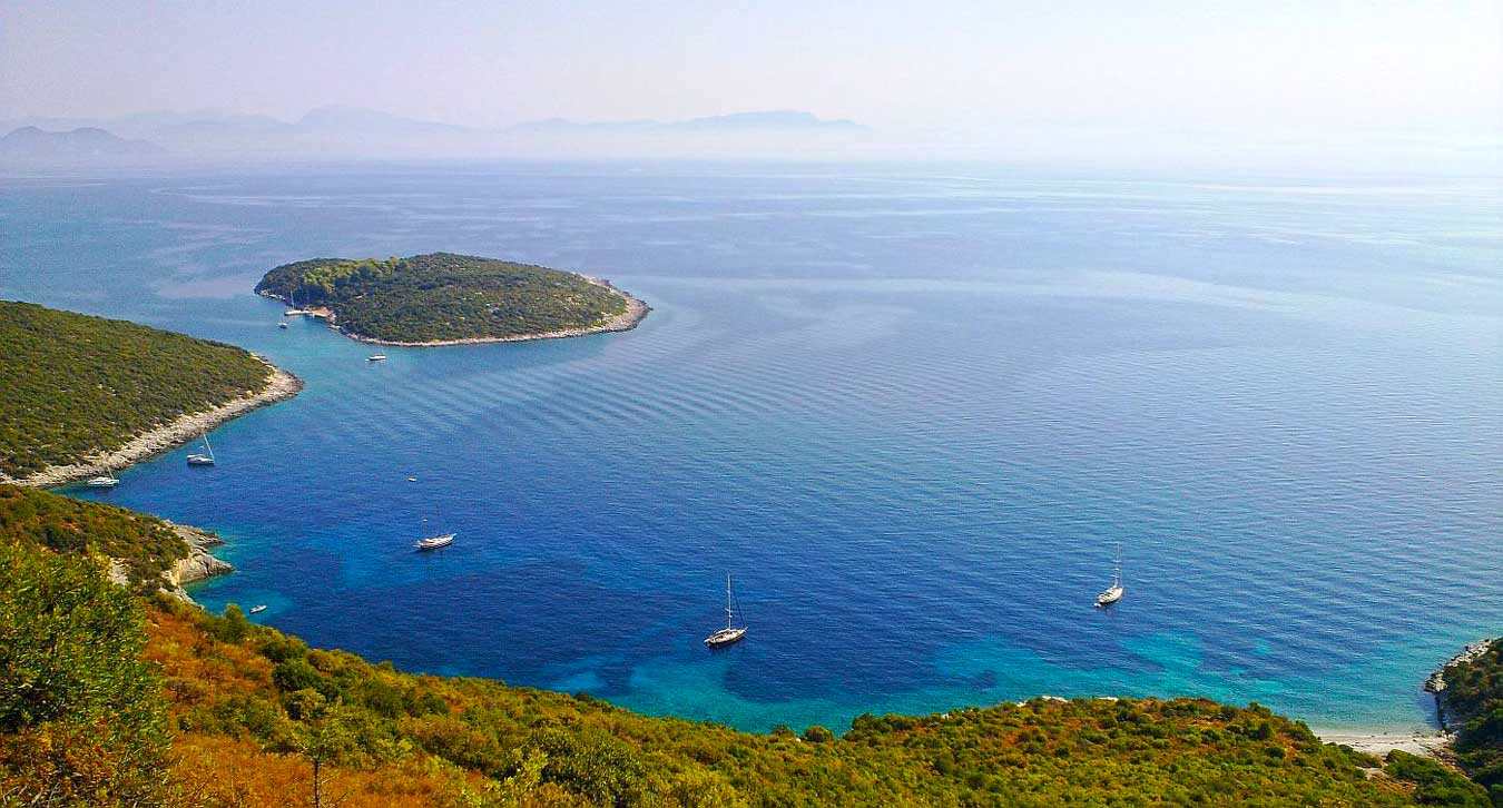 Ithaka Island- Our Flotilla Sailing Holidays in Greece