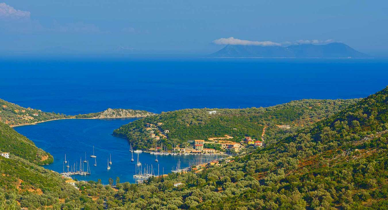 Sivota Bay, Flotilla Sailing Holidays in Greece