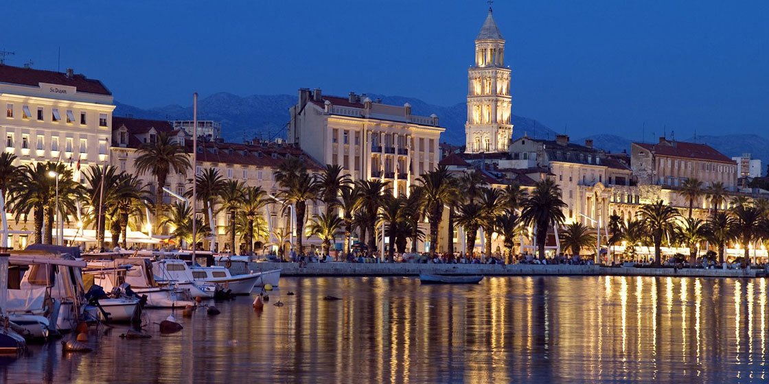 Split, A starting point of our Sailing in Croatia Holidays