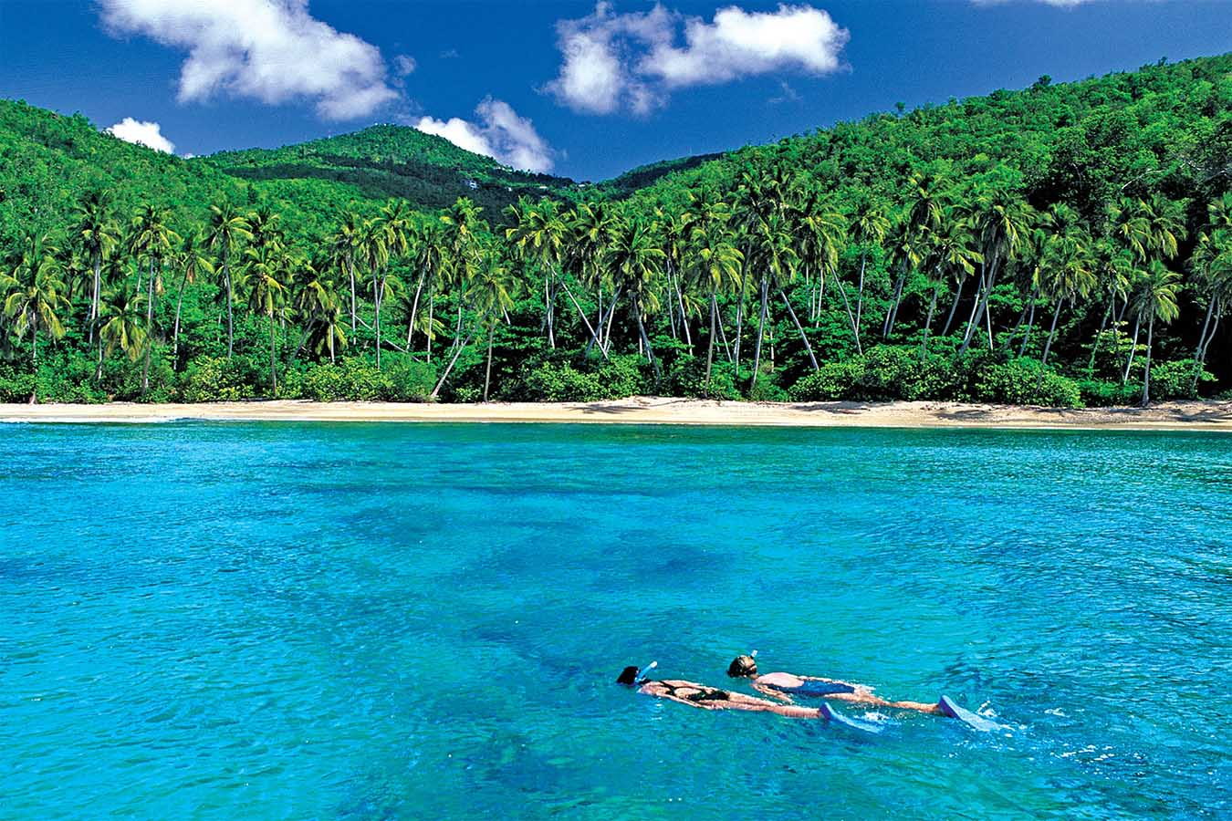 Norman Island, Sailing Holidays in The Caribbean, BVI