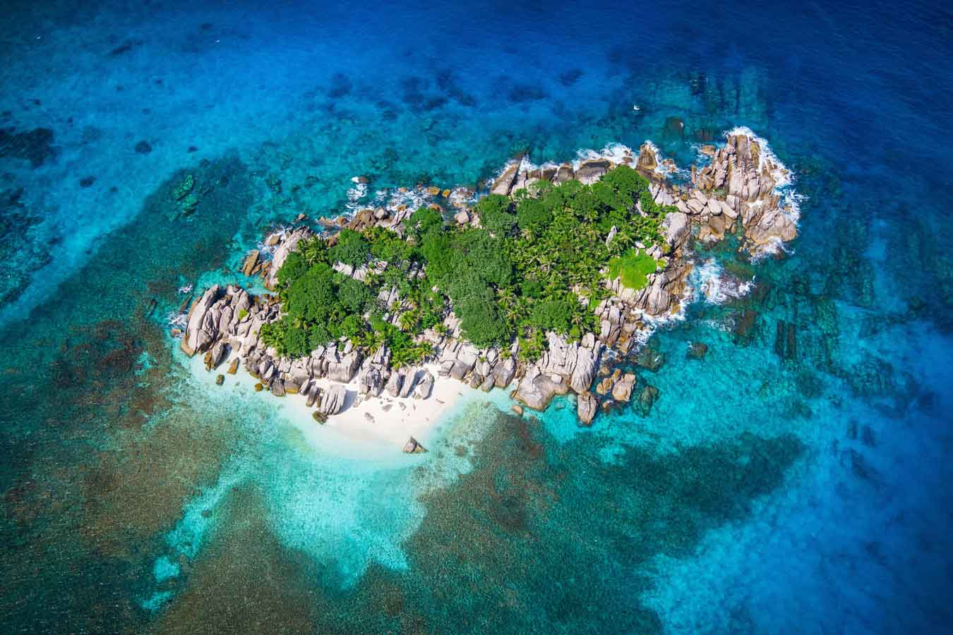 Coco Island, Snorkelling, Seychelles, Sailing Holiday