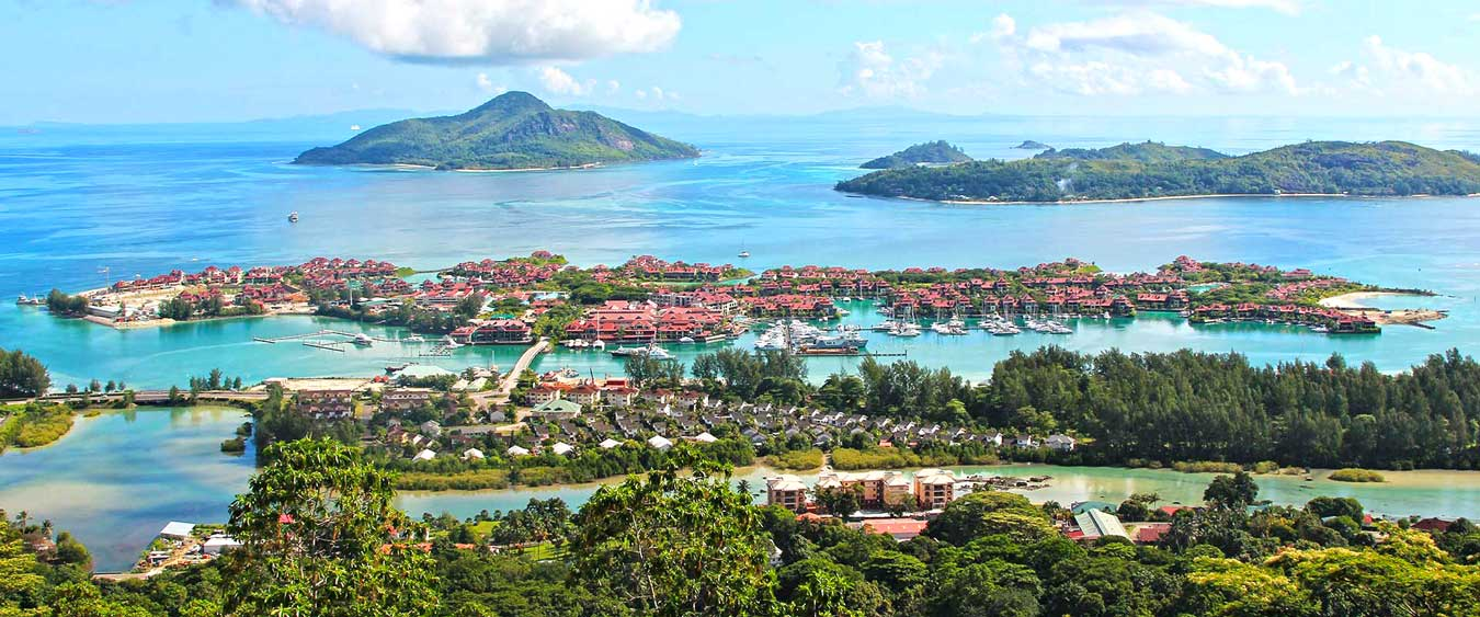 Eden Island Marina, Sailing Holidays in Seychelles, Starting Point