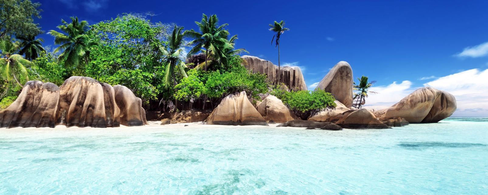La Digue, Sailing Holidays, Beach, Seychelles