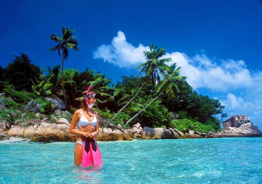 Best Beaches On Mahe Island
