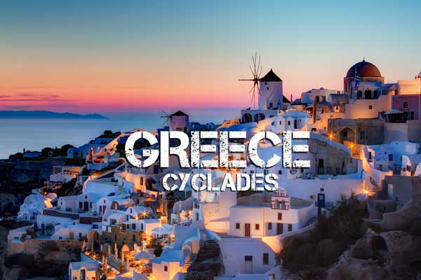 Greece, Cyclades Sailing Holiday