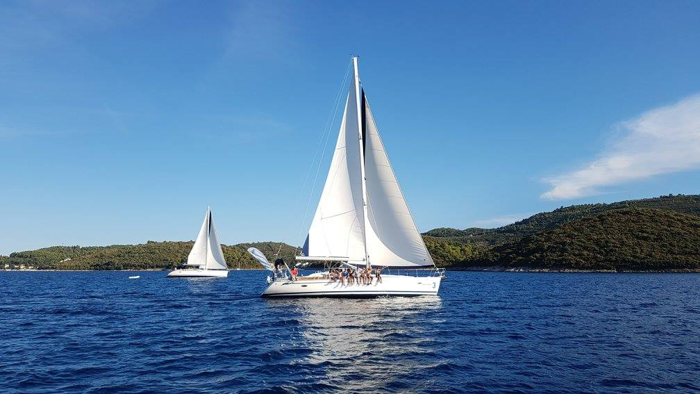Sailing in Croatia, Week36