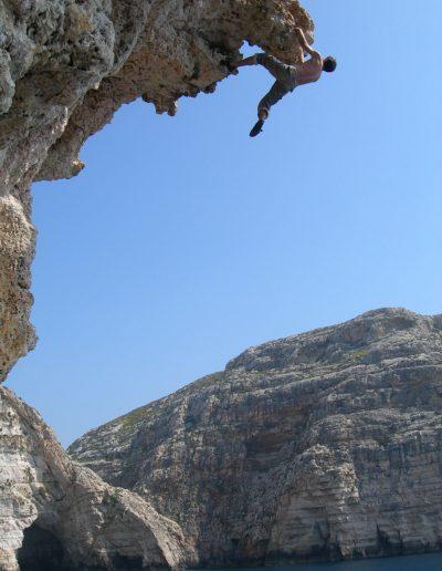 Climb hard!
