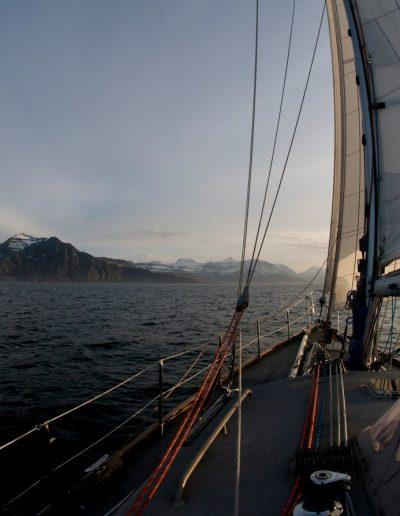 """Night"" sailing"