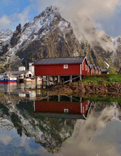 Fishing villages