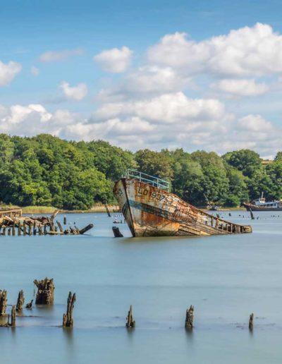 Ship Wrecks Graveyard