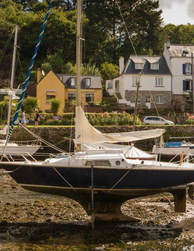 Tidal Sailing